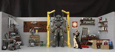 Il blog di Lollo: Fallout 4 di Lego