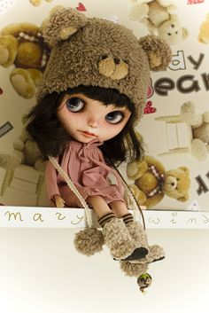 Boots by Gema Valley!! Thank you!! by Marywind, via Flickr            Natural girl! xo1