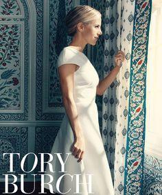 *GET HER LOOK* Tory Burch
