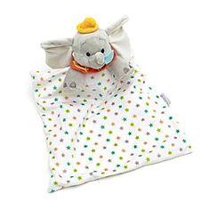 Dumbo Babyausstattung – Kuscheldeckchen