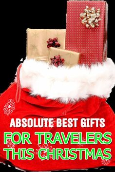 Gift Guide: This Christmas, get the traveler in your life one of these top travel gifts.
