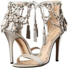 d5dc5e193e5835 Marchesa Marissa (Silver) Women s Shoes ( 1