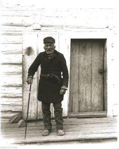 Chippewa Chief Santigo 100 Year Old Ojibwe Chief Mackinac Island Michigan GREAT