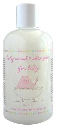 Body Wash & Shampoo for Baby from Belly Buttons and Babies. Another cruelty free brand available at www.crueltyfreeconsumer.com