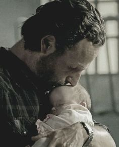 Rick with Judith