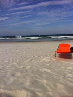 New Smyrna Beach, Florida  Wish I were sitting in that chair!!!!
