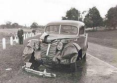 "car crash - He said, ""Listen, you gotta take my place I'm leaving office soon"""
