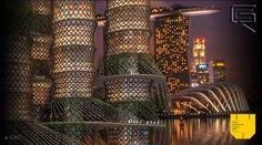 Bamboo Skyscraper 4