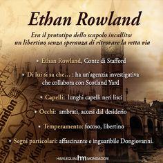 Per conoscere meglio... Ethan Rowland