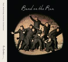 Wings' 1973 Band on the Run is probably their best known (and best) album. It has the perfect balance of roskier numbers (e.g. the title track and Nineteen Hundred and Eighty Five) and gentler McCartney signature tunes (e.g. Bluebird and Mamunia). The album cover, too, is one of the most memorable.