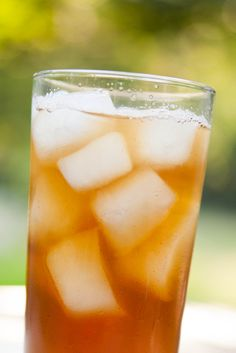 Ohau Iced Tea recipe from TeaSource