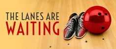 Bowling FUN for all ages in Austin, TX. Featuring birthday parties, bowling specials, leagues and great food & beverages. Bowling, Typography Design, Activities, Party, Red, Austin Tx, Interesting Stuff, Invite, Banner