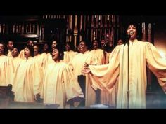 """Whitney Houston with the Georgia Mass Choir. This is track 15 from the 1996 CD entitled """"The Preacher's Wife"""" (Original Soundtrack Album)"""