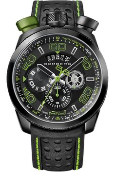 Give a Bomberg Bolt-68 Chronograph to the watch lover in your life who also craves adventure.