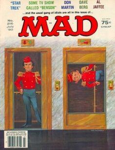 Mad Magazine miscellaneous | The Alfred E. Neuman et al Collection