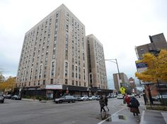 Developers on Chicago's North Side have been rapidly buying up buildings that long housed the very low-income. Now the city is trying to slow them down.