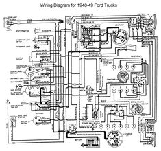 i pinimg com 236x ce e0 ec cee0ec65fe368a69abacb03 rh pinterest com 02 Ford Headlight Wiring Diagrams Ford Headlight Wiring Diagram
