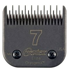 Oster Elite CryogenX Professional Animal Clipper Blade, Size no. 7 Skip Tooth *** Details can be found by clicking on the image. (This is an affiliate link and I receive a commission for the sales) #DogLovers