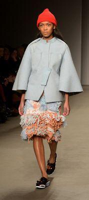 Fred Farrow & Britt Avelon Tan @ Amsterdam Fashion Week www.runwaypassport.com