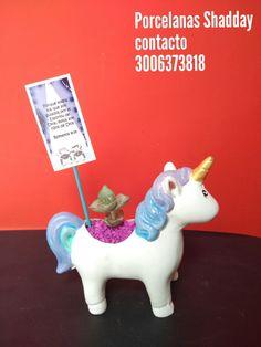 Llevala con estás hermosas promesas Tel 3006373818 Dinosaur Stuffed Animal, Christmas Ornaments, Toys, Holiday Decor, Animals, Home Decor, Romans 8, Plaster, Porcelain