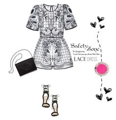Love Lace! by sherry7411 on Polyvore featuring polyvore fashion style ALDO Loeffler Randall clothing