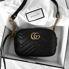 534378f2d95b89 Gucci bag | Gucci Crossbody | Gucci leather bag | designer fashion bags | GG  Marmont