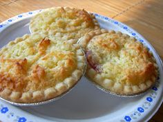 Loonies for Lindor: Raspberry Coconut Tarts