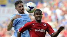 Fraizer Campbell put in the performance of his life as Cardiff City came from behind to beat Manchester City 3-2, their first win in the Premier League.