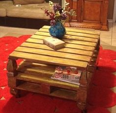 14 Different Ideas on Pallet Tables | Pallet Furniture DIY