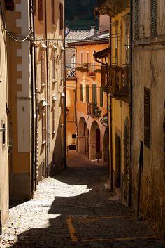 tagliacozzo - centro storico