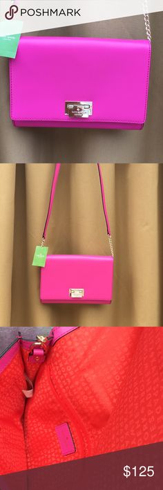 KATE SPADE Kate spade Fiona NWT beautiful color 10x 7. Great price kate spade Bags Satchels