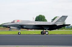 F-35 of Royal Netherlands Air Force