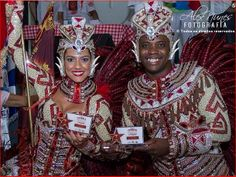 Desfile Carnaval 2014, Marcella Alves e Sidclei. Prêmio !