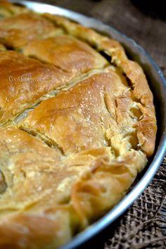 Spinach Quiche Recipes, Spinach And Cheese, Pita Recipes, Greek Recipes, Food Network Recipes, Cooking Recipes, Pizza Tarts, Greek Pita, Greek Cookies