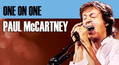 PAUL ON THE RUN: Paul Takes His 'One On One' Tour To Prague