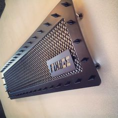 We can make any design you like. Custom Truck Grilles by Forge Industries