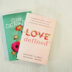 🌤 Looking for some fabulous poolside reads?? We have just the options for you! If you haven't read #girldefined or #lovedefined yet, you should definitely grab yo-self a copy! 😎 GIRLDEFINED.COM