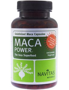 Maca is a potent superfood root from the Andes Mountains of Peru that has been prized for centuries due to its ability to increase stamina, boost libido and combat fatigue.  Navitas Naturals Gelatinized Maca Powder is a concentrated form made by extracting the starch - which makes the nutrition easier to digest and absorb.  It has a nutty butterscotch flavor.  Gelatinized Maca Powder 7.1oz Www.inaturals.net