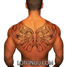 Samoan styled tattoo #samoan #tattoo