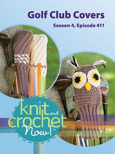 Diy Angry Bird Golf Club Cover Free Knit Pattern Free