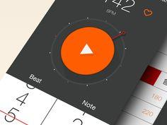 Metronom App for drummers