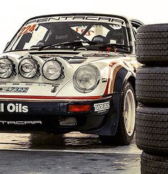Dakar started today, no 911s in the field.