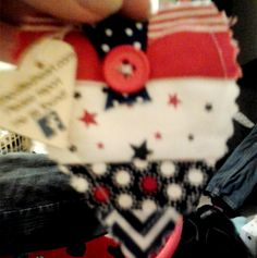 Found at Reiesbecks in Cambridge Ohio it was in the parking lot. #IFAQH #ifoundaquiltedheart