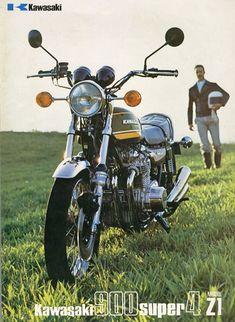 A mint & superb low mileage Kawasaki Z1 for sale from Paul Brace Proper Bikes