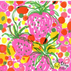 A berry good weekend indeed. #lilly5x5