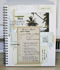 journaling ideas by lawanda