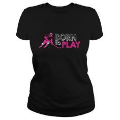 Born to be a hockey - 0416, Order HERE ==> https://www.sunfrog.com/LifeStyle/Born-to-be-a-hockey--0416-Black-Ladies.html?41088 #hockeylovers #hockeymom #hockeyplayer