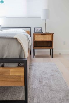 Looking forward to longer naps on the weekends -- Urban Bedset with Modern Industrial Zachary Collection features the Queen Bed Set; providing an urban sleeping sanctuary with its tiled solid Acacia wood panel that's styled on bold Black steel frame. Available in Natural and Sanded Black Powder Coated Steel. Some assembly required and matching bed and dining rooms collections are sold separately.-NPD Furniture #newpacificdirect #interiordesigner #bedroom Furnishings, Headboard, Wholesale Furniture, Bedding Sets, Home Furniture, Cozy Bedroom, Rattan, Bedroom, Home Decor