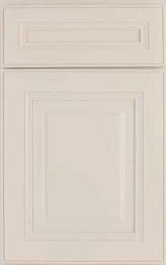 Merillat Classic Arbor Falls Door Style In White