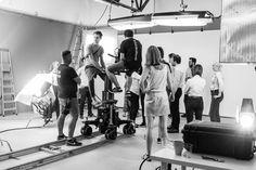 dolly panter II film production visualheads onset #filmakrs